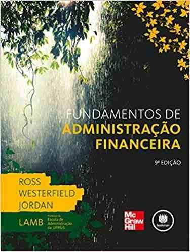 Livro Fundamentos De Administracao Financeira 9ed.