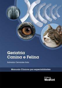 Livro Geriatria Canina E Felina