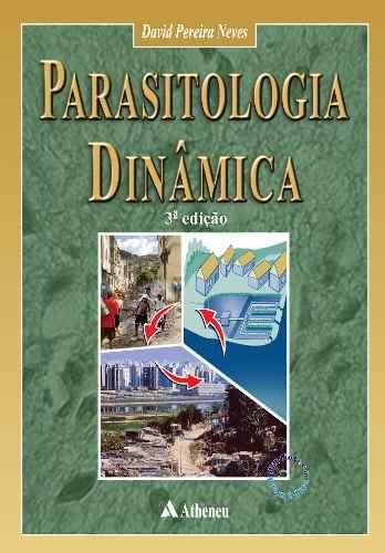 Livro Parasitologia Dinâmica
