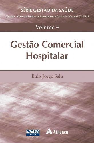 Livro Gestão Comercial Hospitalar