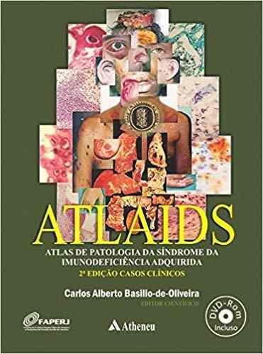 Atlaids Atlas De Patolog Da Sínd Da Imunod Adq Aids/hiv 2ª