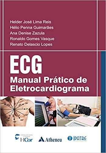 Livro Ecg: Manual Prático De Eletrocardiograma