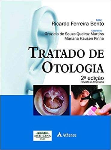 Livro Tratado De Otologia - 2ª Edição
