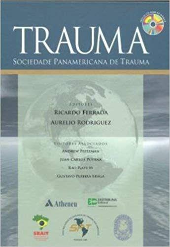 Livro Trauma Sociedade Panamericana De Trauma