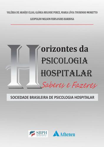 Livro Horizontes Da Psicologia Hospitalar