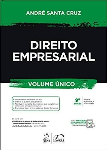 Direito Empresarial - Volume Único