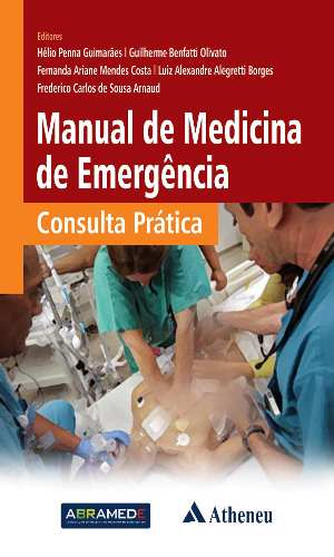Livro Manual De Medicina De Emergência