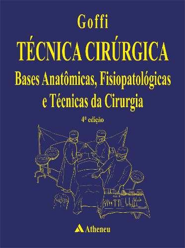 Livro Técnica Cirúrgica