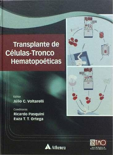 Livro Transplante De Células-Tronco Hematopoéticas
