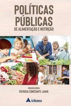 Livro Políticas Públicas De Alimentação E Nutrição