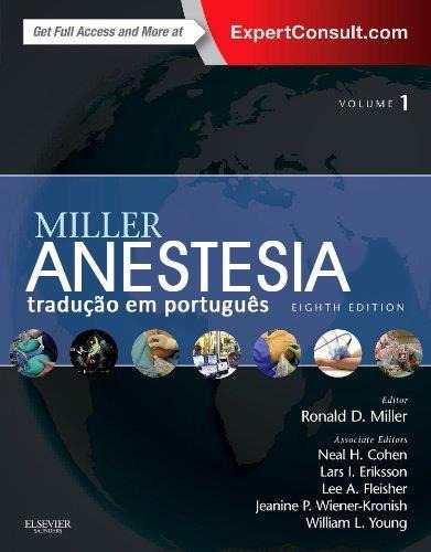 Livro Miller Anestesia 2 Vols
