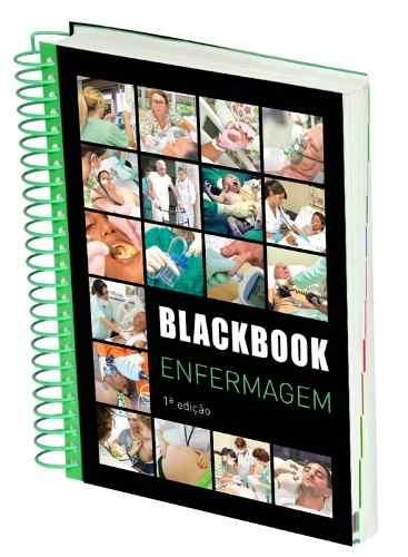 Livro Blackbook Enfermagem Lacrado