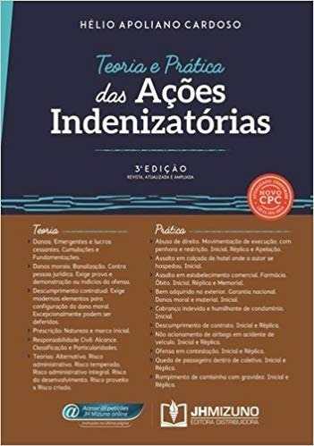 Livro Teoria E Prática Das Ações Indenizatórias