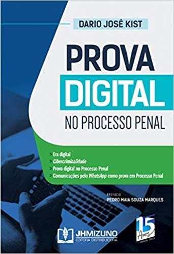 Livro Prova Digital No Processo Penal