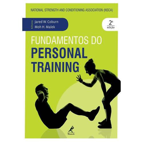 Livro Fundamentos Do Personal Training - Nsca: National Strength