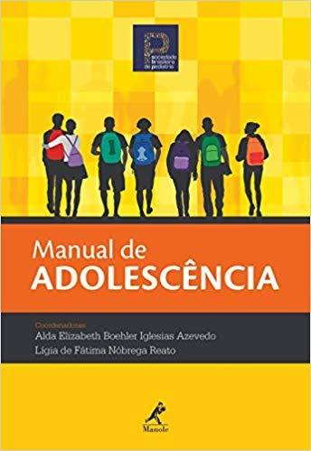 Livro Manual De Adolescência - Sbp