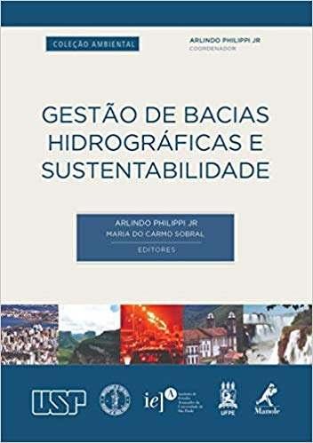 Livro Gestão De Bacias Hidrográficas E Sustentabilidade