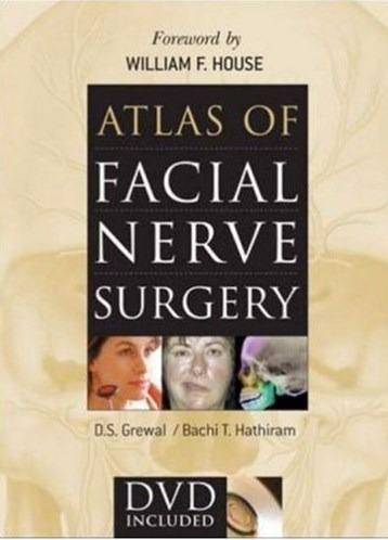 Livro Atlas Of Surgery Of The Facial Nerve