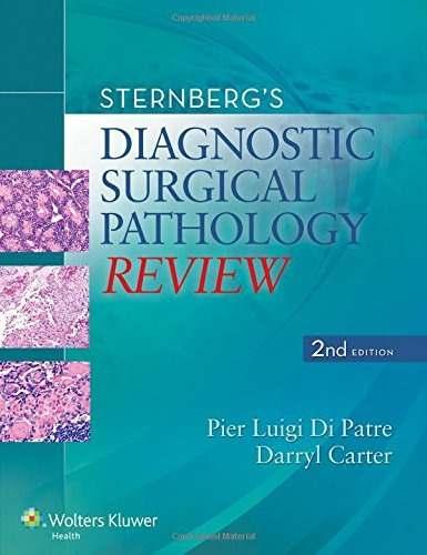 Livro Sternbergs Diagnostic Surgical Pathology Review