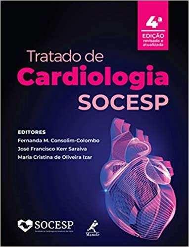 Tratado De Cardiologia Socesp 4ª Edição, 2019