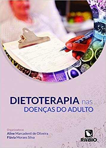 Livro Dietoterapia Nas Doenças Do Adulto