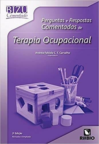Livro Perguntas E Respostas Comentadas De Terapia Ocupacional