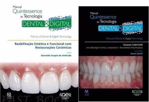 Manu. Qi Tecn. Dental E Digital Sist Cadcam Skopin; Adolfi