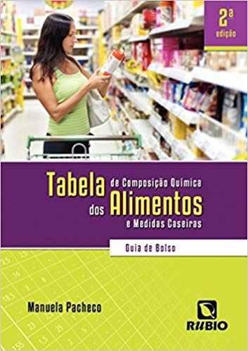 Livro Tabela De Compos Química Dos Alim E Med Case Guia De Bolso