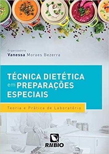 Técnica Dietética Em Prepa Esp Teoria E Práti De Laboratório
