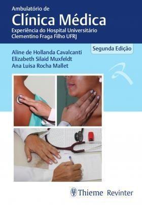 Livro Ambulatório De Clínica Médica 2ª Edição