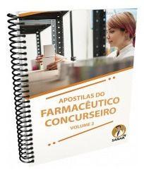 Livro Apostilas Do Farmacêutico Concurseiro - Volume 2