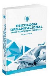 Livro Psicologia Organizacional Para Concursos Federais