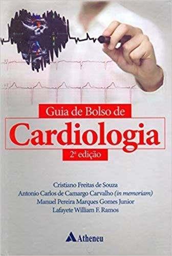 Livro Guia De Bolso Em Cardiologia