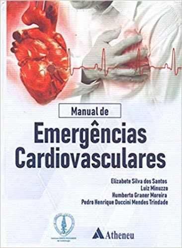 Livro Manual De Emergências Cardiovasculares