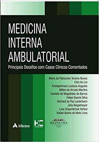 Livro Medicina Interna Ambulatorial