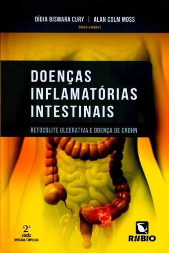 Livro Doenças Inflamatórias Intestinais - 2º Ed