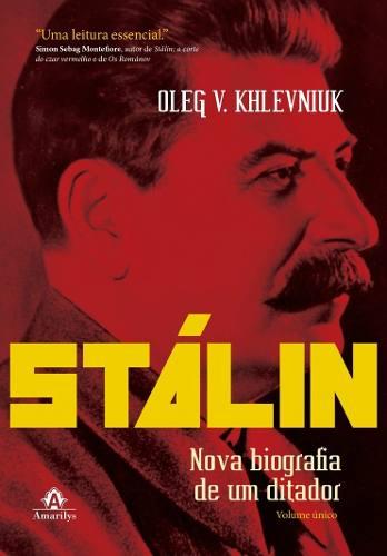 Livro Stálin, Biografia Completa