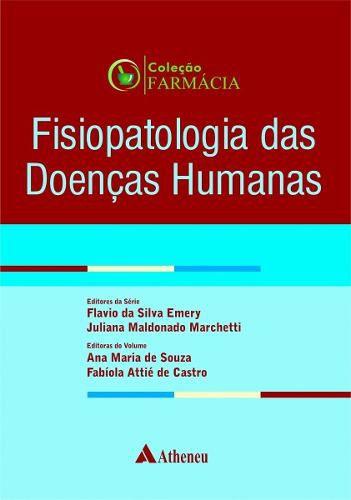 Livro Fisiopatologia Das Doenças Humanas