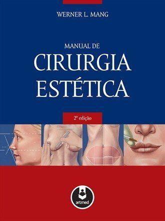 Livro Manual De Cirurgia Estética