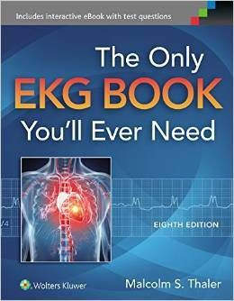 Livro The Only Ekg Book You'll Ever Need