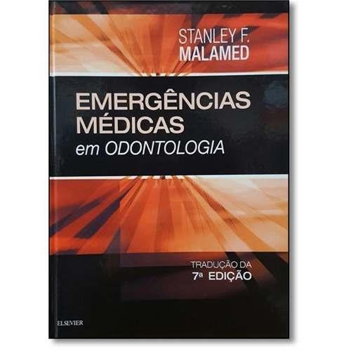 Livro Emergências Médicas Em Odontologia