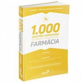 1.000 Questões Comentadas Provas Farmácia 2ª