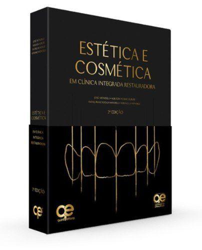 Livro Estética E Cosmética Em Clínica Restauradora