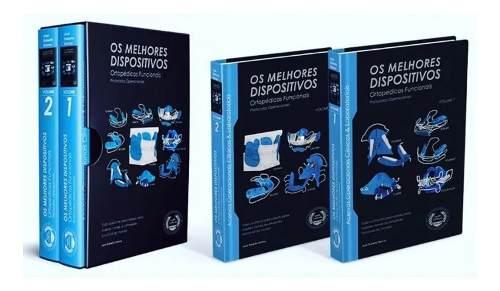 Livro Os Melhores Dispositivos Ortopédicos Funcionais