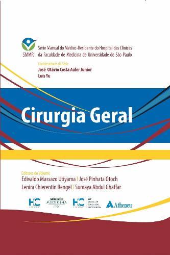 Livro Cirurgia Geral Smmr - Hcfmusp