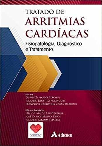 Livro Tratado De Arritmias Cardiacas