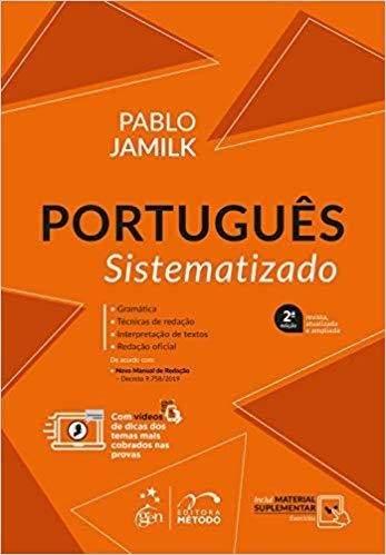 Livro Português Sistematizado, 2ª Edição 2020, Pablo Jamilk