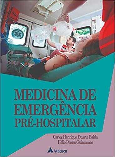 Livro Medicina De Emergência Pré-hospitalar