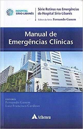 Livro Manual De Emergências Clínicas