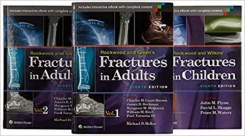 Rockwood Green And Wilkins' Fractures In Adults And Children